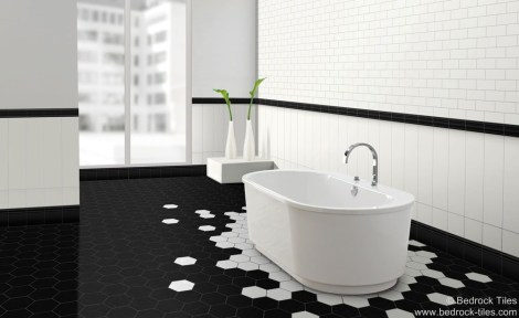 beautiful porcelain tiles